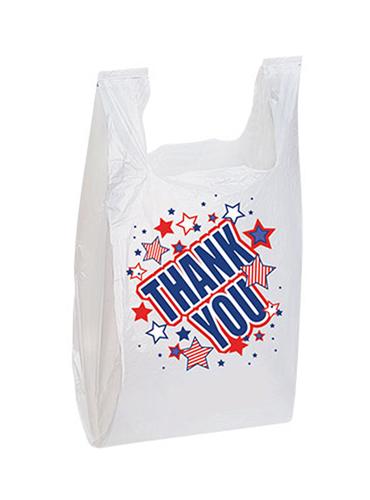 Printed Singlet Nylon Bag